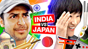 BEING INDIAN in Japan