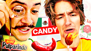WHAT IS MEXICAN CANDY?!