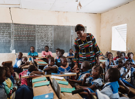 Light for the World:  Spreading Inclusive, Equitable, Quality Education Across the Globe