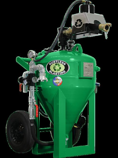 DB500 高壓無塵式噴砂設備