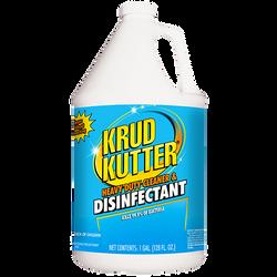 KRUD KUTTER Heavy Duty Cleaner & Disinfectant 美國KRUD KUTTER 強力清潔劑和消毒劑1加侖