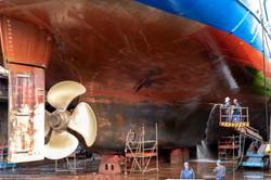船舶防蝕工程