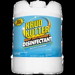KRUD KUTTER Heavy Duty Cleaner & Disinfectant 美國KRUD KUTTER 強力清潔劑和消毒劑5加侖