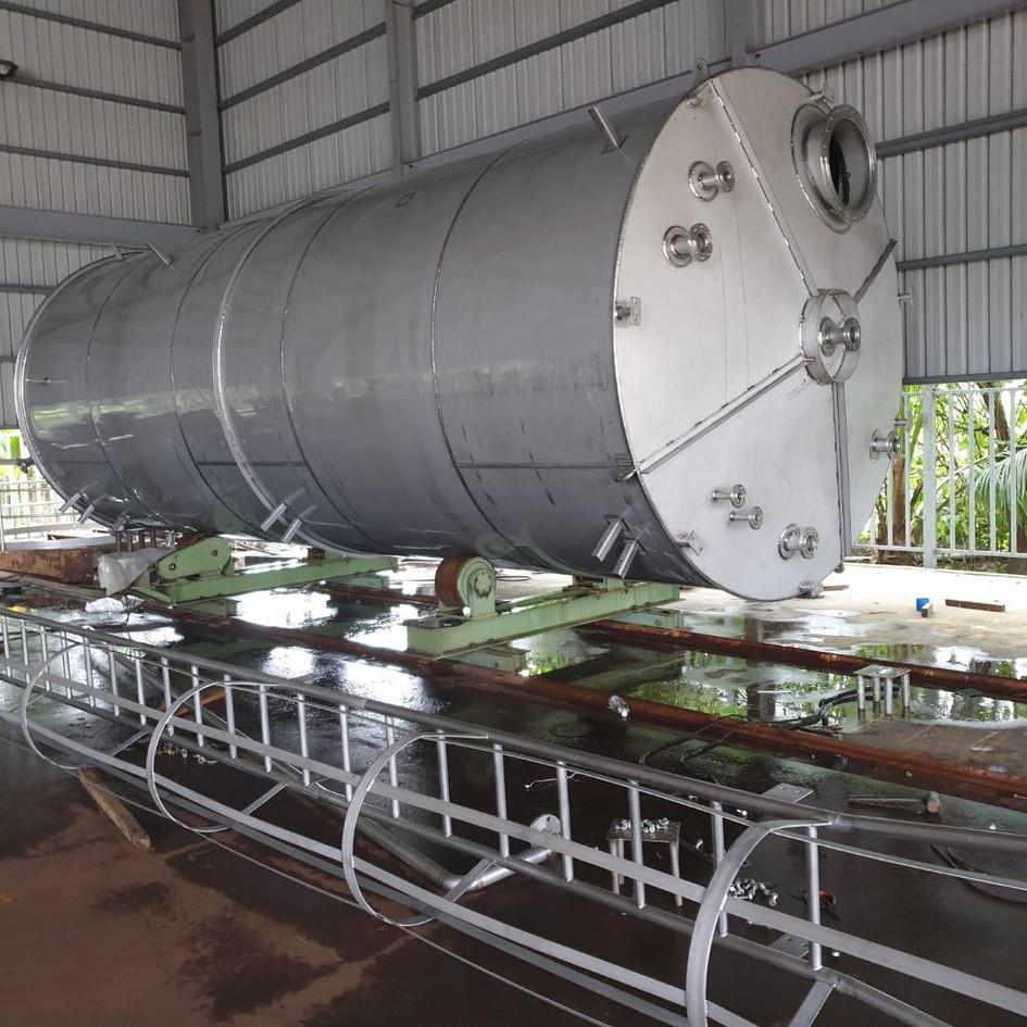各類不銹鋼桶槽設計監造
