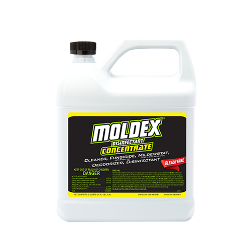 MOLDEX® Disinfectant Concentrate