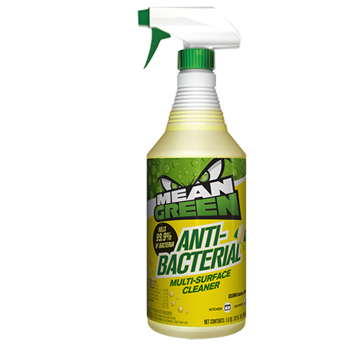 MEAN GREEN Anti-Bacterial Cleaner