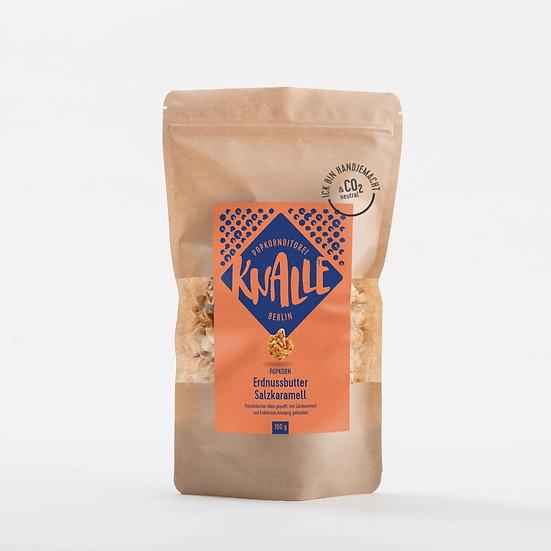 Salzkaramell Popcorn
