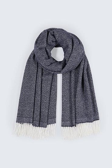 Woll-Cashmere Schal