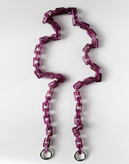 Halskette Oslo Purple