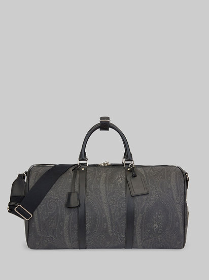 Etro Reisetasche mit Paisleymuster