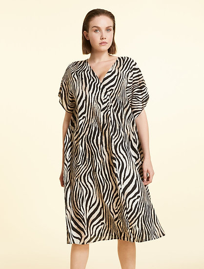 Marina Rinaldi Kleid aus fließender Viskose