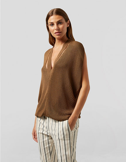 Oversize-Look Bluse
