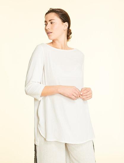 Marina Rinaldi T-Shirt aus Jersey