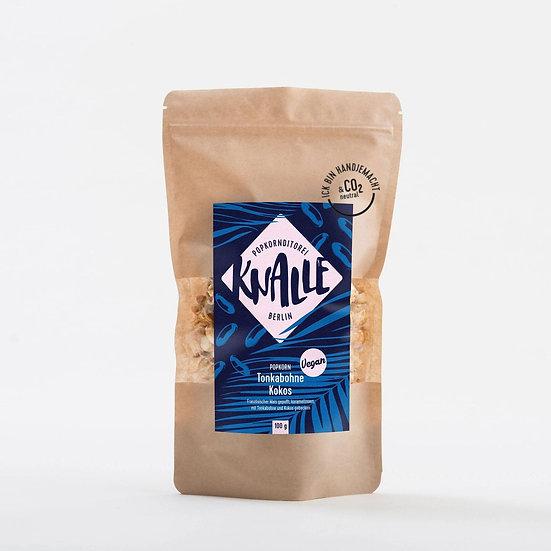 Tonkabohne Popcorn