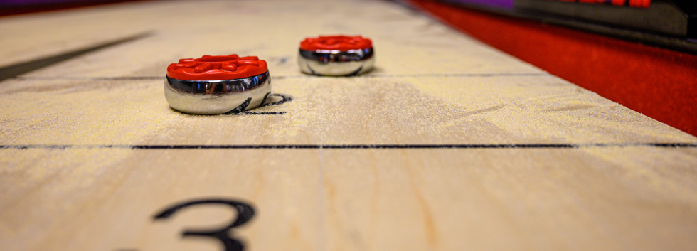 Richochet Suffleboard