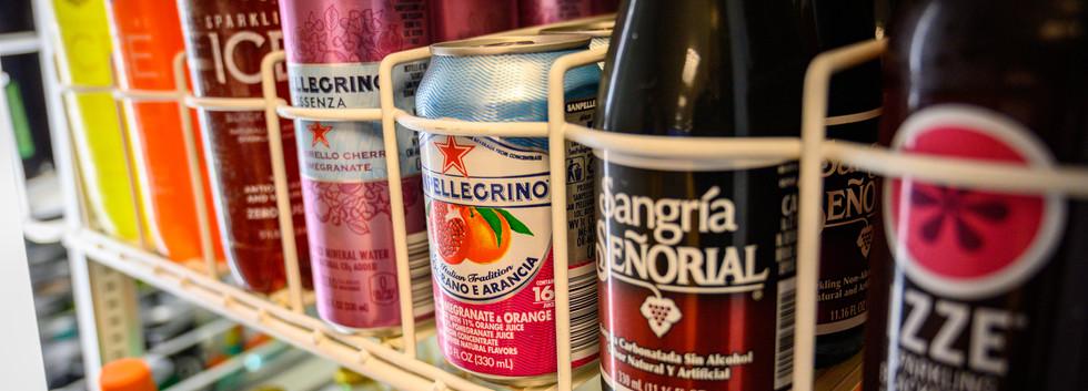 Non-Alchoholic Soft Drinks
