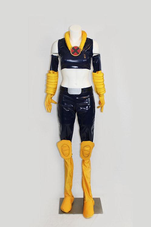 Storm's X-Men Suit