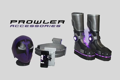 Prowler, Into The Spiderverse - Accessories Bundle