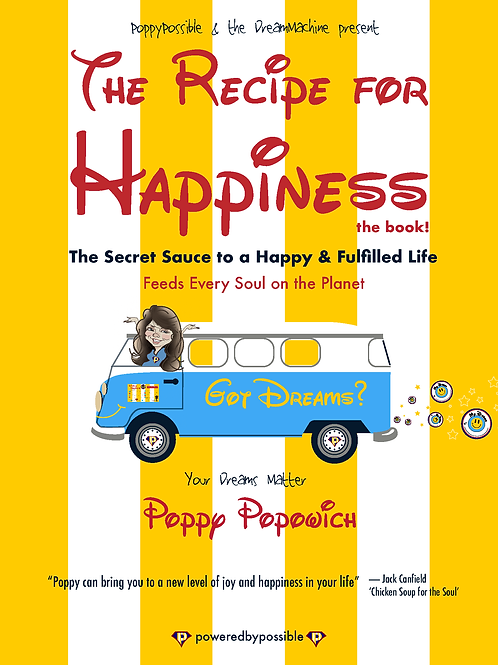 The Recipe for Happiness, the book (VIP Access -early release - digital