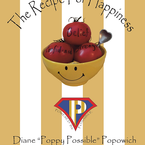 The Recipe for Happiness - Pre-Order Now!