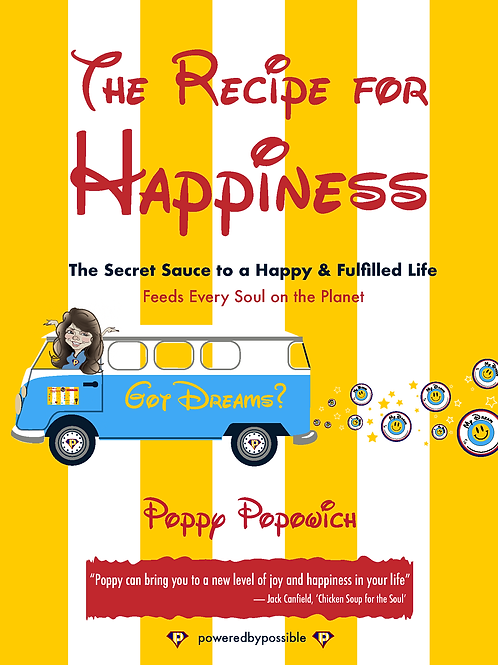 The Recipe for Happiness - VIP Pre-Order Now!