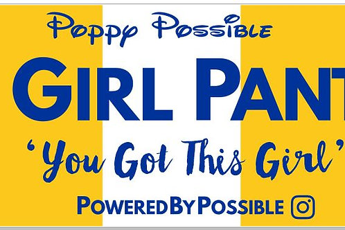BigGirlPanties 'You Got This Girl' Decal