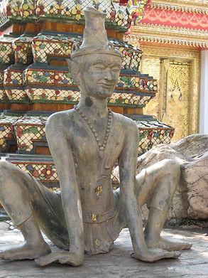 Statue of Reusi Dat Ton