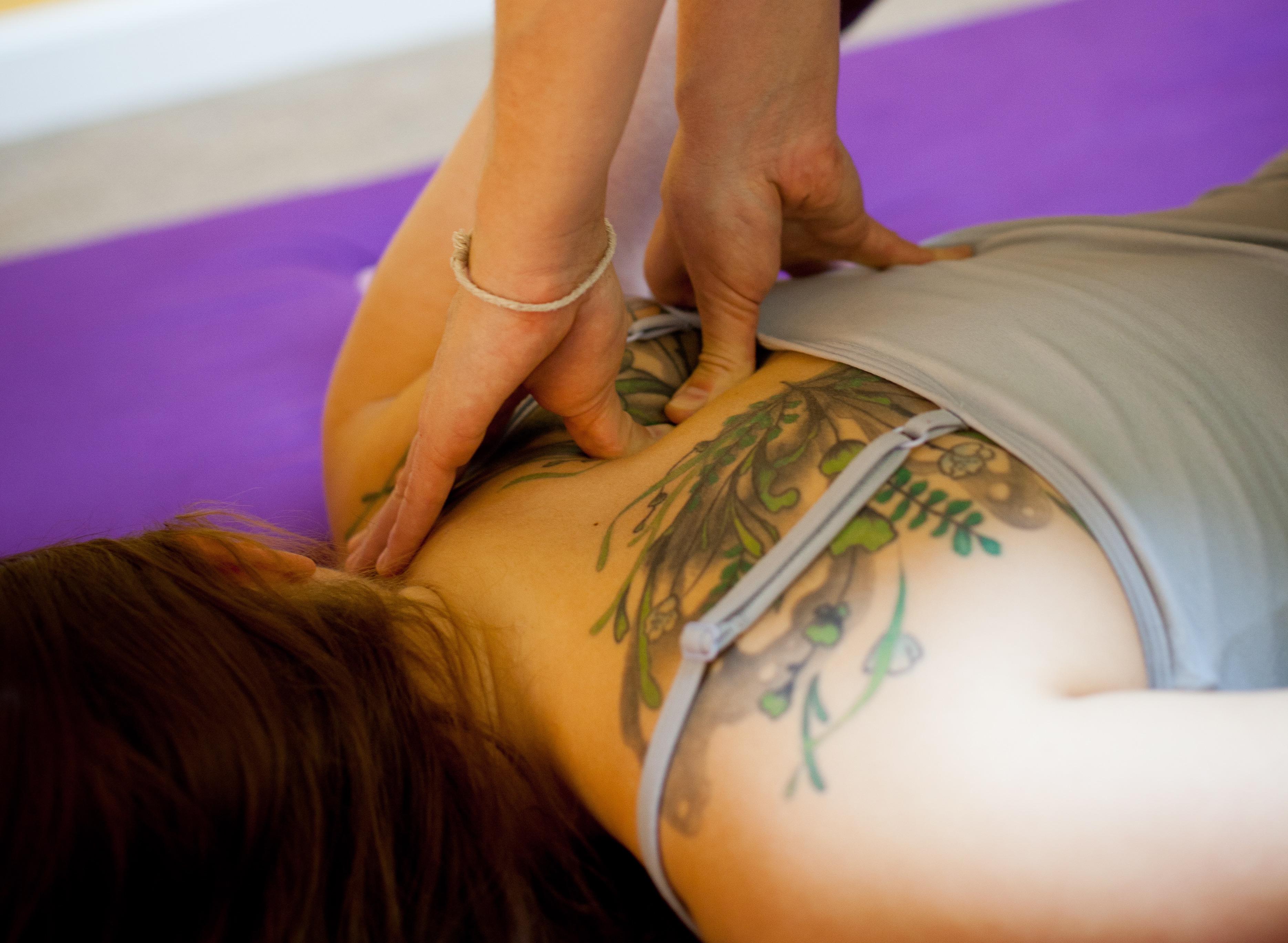 Thai Massage in Gresham; Sarah Carl