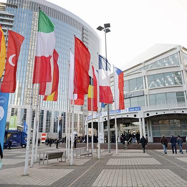 Besuch der ISH Messe in Frankfurt am Main