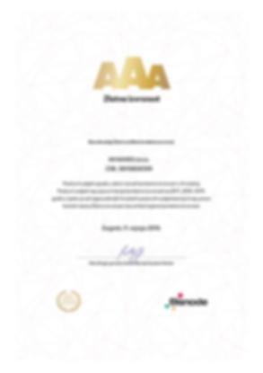 AAA 2017., 2018. i 2019. godina