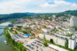 City of Linz – Austria Plus City Shopping Center – vehicle detection