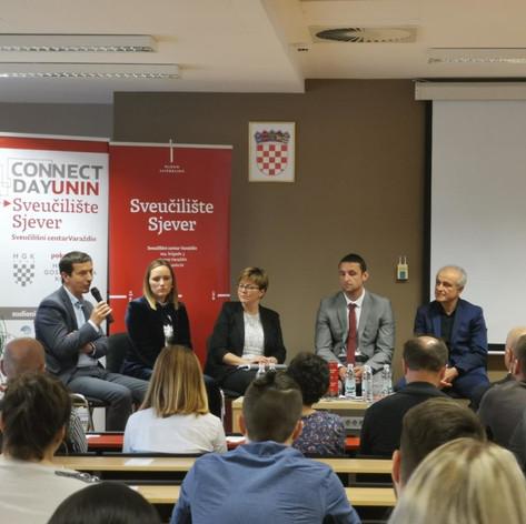 Mobilisis na Connect day-u Sveučilišta Sjever