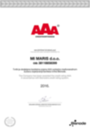 AAA 2016. godina