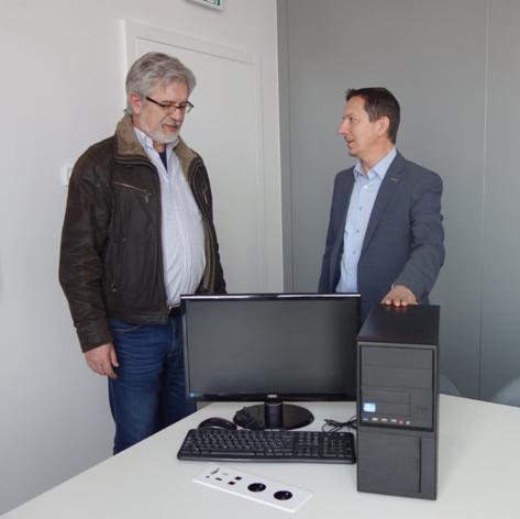 """Mobilisis donirao Streličarskom klubu """"Cekin"""" računalo"""