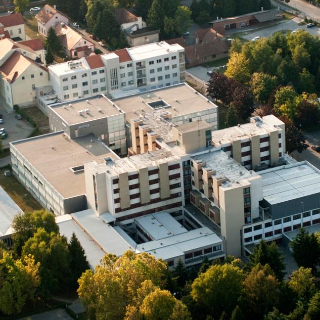 """Umbau des bestehenden Dampfkessels im allgemeinen Krankenhaus """"Dr. Tomislav Bardek"""" in Koprivnica"""