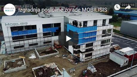 Izgradnja poslovne zgrade MOBILISIS