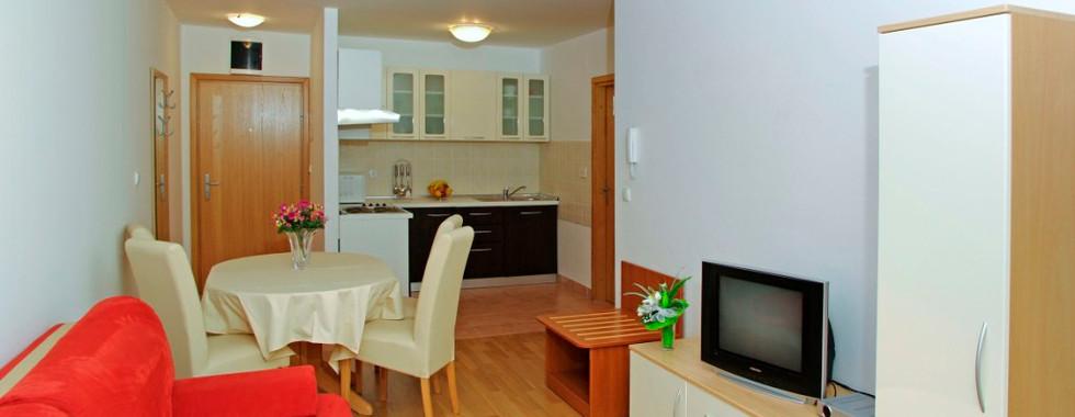 Apartments 2 + 2 - 1st floor