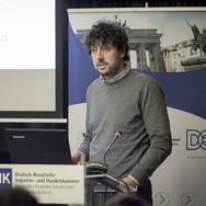 Izlaganje na stručnom skupu o mogućnostima energetske učinkovitosti u turizmu