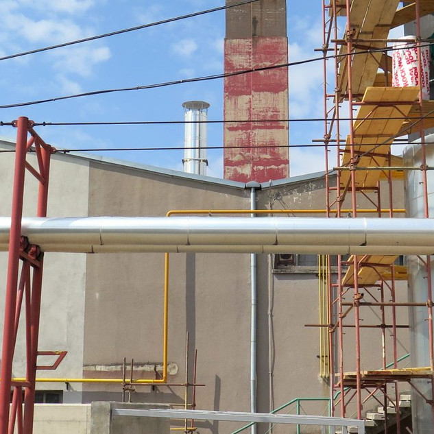 Construction of biomass power plant for the Lepoglava Penitentiary