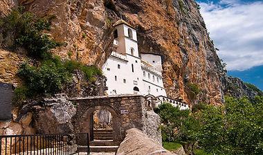 Il Monastero di Ostrog