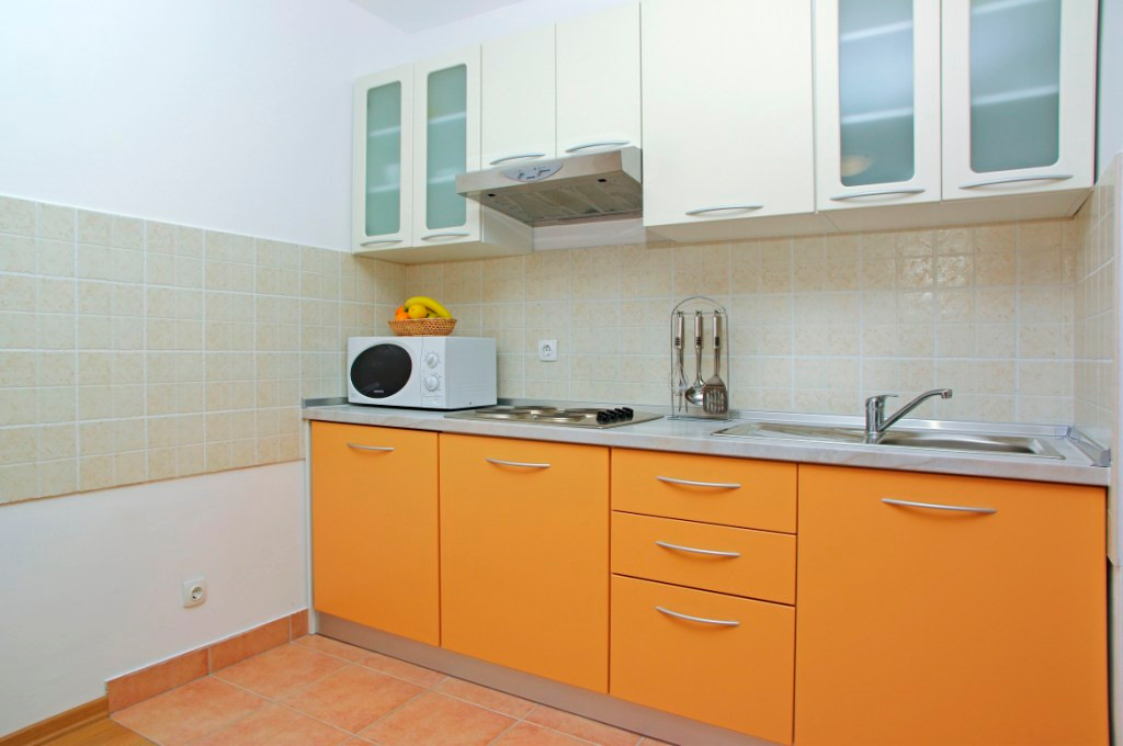 Appartement 2 + 2 - erdgeschoss