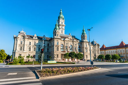 Grad Győr – Mađarska
