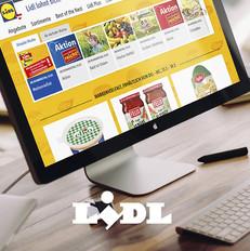 Programmatic kampanja za Lidl