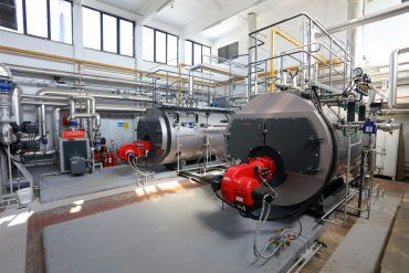 Reconstruction of the steam boiler room in Tomislav Bardek Hospital in Koprivnica