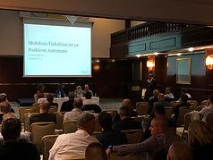 MOBILISIS na sjednici Skupštine Hrvatske parking udruge prezentirao rješenje fiskalizacije računa parkirnih automata