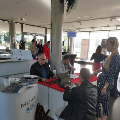 Mobilisis tehničko rješenje na međunarodnom natjecanju MOL grupe