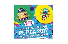 Ljetni robotički kamp Petica