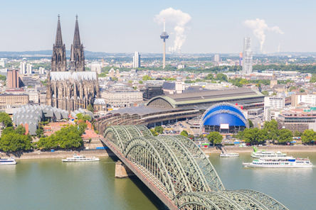 City of Cologne Bonn – Germany 3DTC traffic counter
