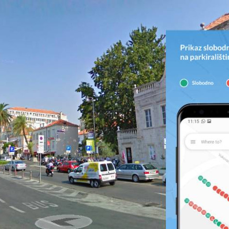 """Mobilisis partner na uvođenju najvećeg svjetskog """"pametnog parkinga"""" u Dubrovniku"""
