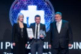 CROMA dodijelila Goranu Kanižaju nagradu Menadžer godine 2019.